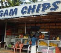 RAGAM CHIPS & HALWA