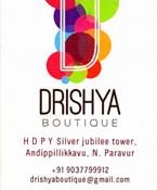 DRISHYA BOUTIQUE