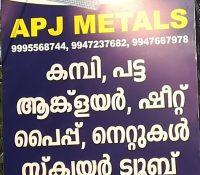 APJ METALS