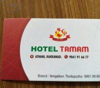 Hotel Tamam
